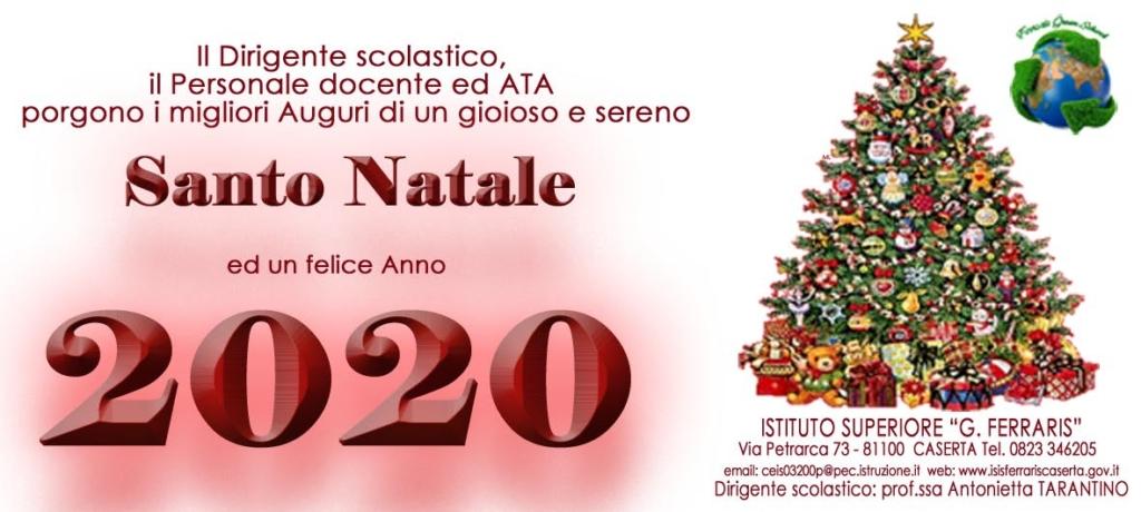 Auguri Di Buon Natale E Buon Anno.Auguri Di Buon Natale E Buon Anno Is Galileo Ferraris